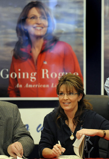 5 Signs Sarah Palin Won't Be President
