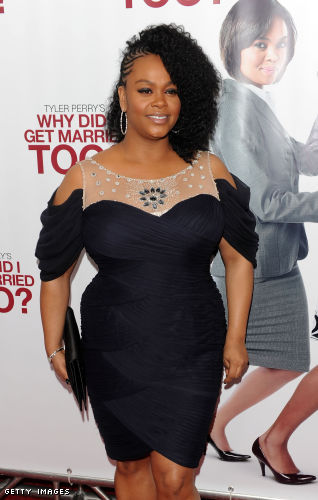 Curvy Fashionista of the Week- Jill Scott
