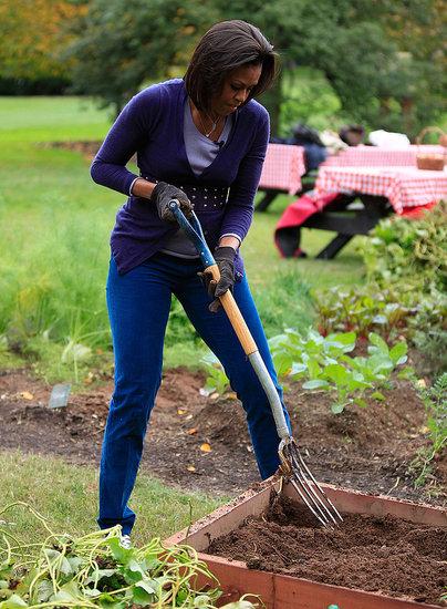 Video: White House Garden Expanding This Spring