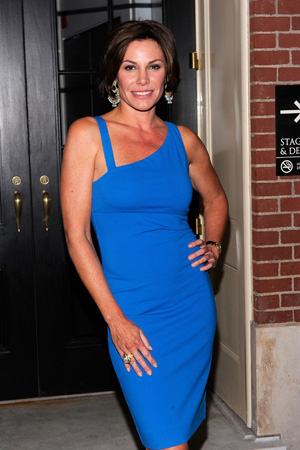 Countess LuAnn de Lesseps of Real Housewives of New York Shares Diet Tips With OK Magazine