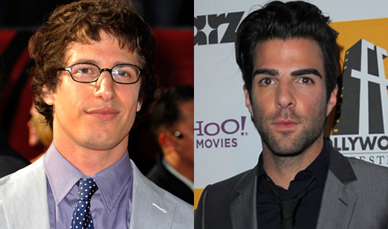 Andy Samberg and Zachary Quinto to Join Anna Faris in What's Your Number?