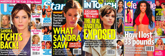 Which Magazine Will You Be Picking Up This Weekend? 2010-04-04 08:00:00