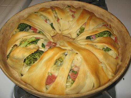 "Broccoli ""Wham"" Ring"