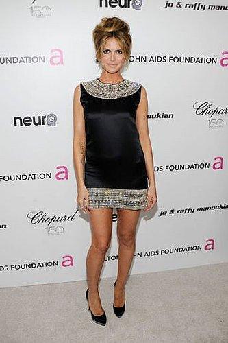 Heidi Klum Look #1