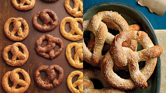 Sweet and Savory Recipes For Soft Pretzels
