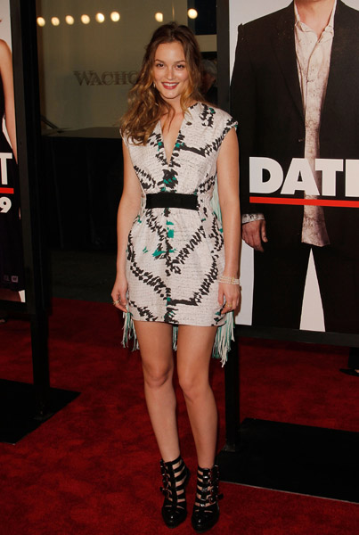 2010, NYC Premiere of Date Night