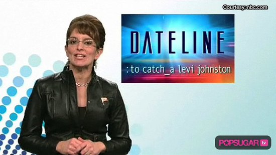 New Video of Tina Fey as Sarah Palin on Saturday Night Live