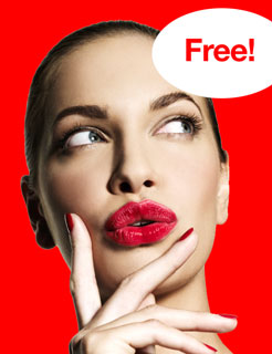 Free Makeup Samples and Cheap Beauty Ideas