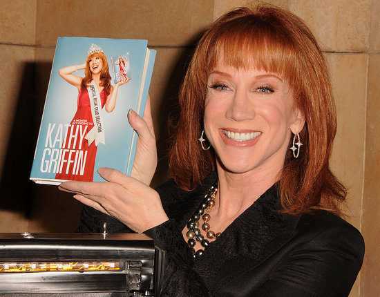 Kathy Griffin to Get a Pap Smear and Be Vajazzled on TV