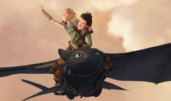 How to Train Your Dragon Is No. 1 at the Worst Box Office Weekend of the Year