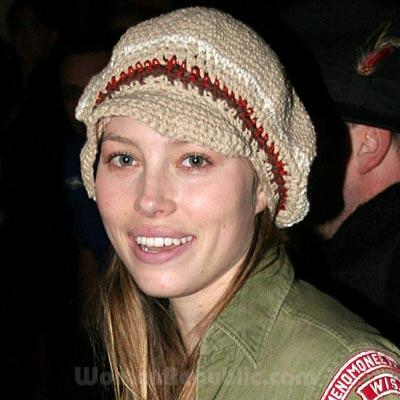 Jessica Biel Without Makeup!!!