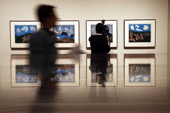 Sneak Peek of Pablo Picasso Exhibit at Met in New York
