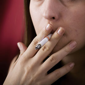 What Smoking Does to the Skin