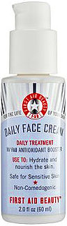 First Aid Beauty Daily Face Cream Sweepstakes Rules