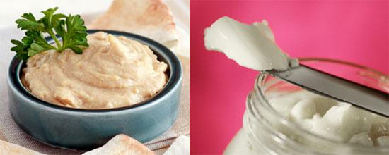 Make Tuna Salad With Hummus Instead of Mayo