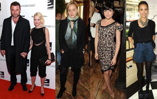 Pictures of Tribeca women