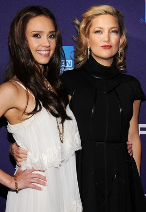 Jessica Alba and Kate Hudson Dish on Retro Costumes in The Killer Inside Me
