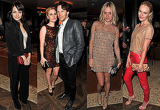 Pictures of Nicole Richie, Milla Jovovich, Kate Bosworth, Stephen Moyer, and Anna Paquin at a Valentino Party 2010-04-30 16:30:00