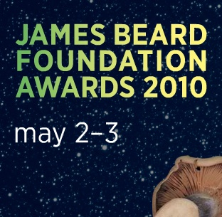 2010 James Beard Foundation Media Awards Winners