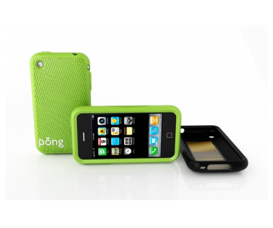 Pong Cell Phone Cover to Reduce Radiation