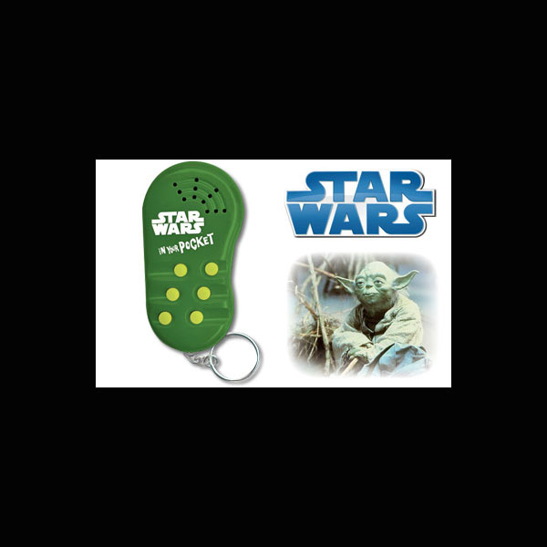 Put Yoda in Your Pocket