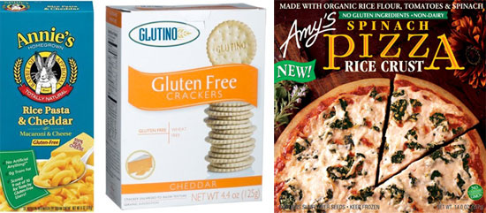 Are Gluten-Free Foods Healthier?