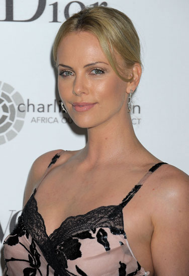 8. Charlize Theron