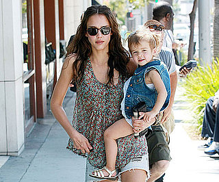 Slide Picture of Jessica Alba and Honor in LA 2010-05-08 11:30:00