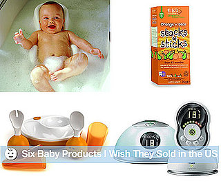 Baby Products That Aren't Available in America 2010-05-10 10:00:00