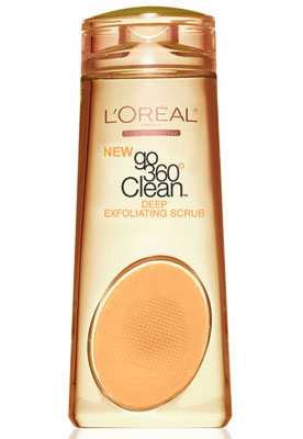 Review of L'Oréal Go 360 Clean Deep Exfoliating Scrub