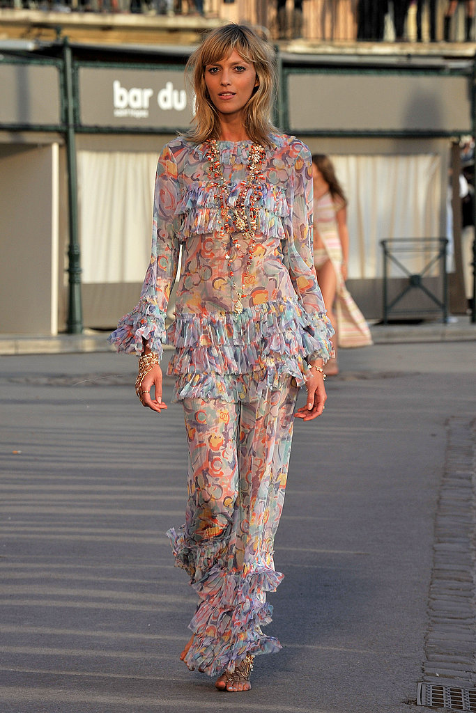 The Clothes, The Models, The Celebs: Chanel Cruise 2011!