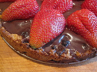 Strawberry and Chocolate Tart Recipe