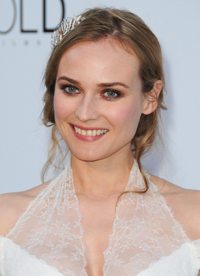 Diane Kruger at amfAR's Cinema Against AIDS Gala