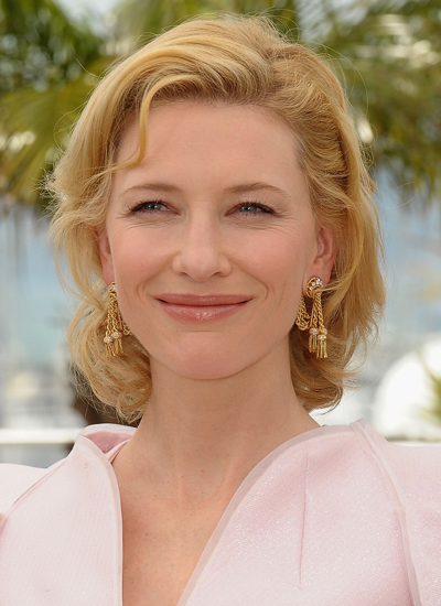 Cate Blanchett at the Photocall for Robin Hood