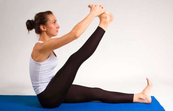 How to Stretch the Hamstrings