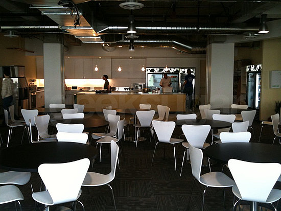 Pictures of Twitter's New Office Space