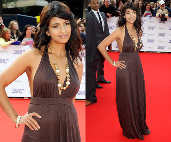 Photos of Konnie Huq at the 2010 National Movie Awards
