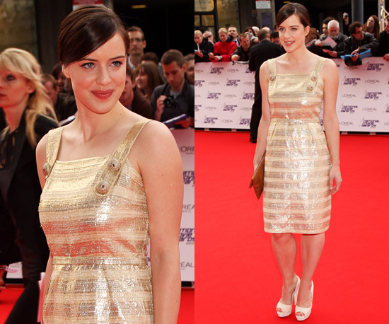 Photos of Michelle Ryan at the 2010 National Movie Awards in London