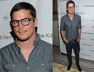 Pictures of Josh Hartnett at a Gala in NYC