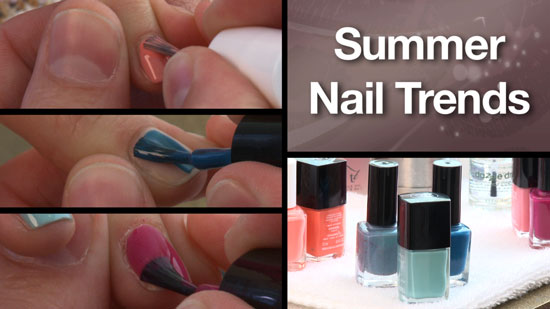 Nail Polish Trends For Summer 2010