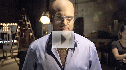 Video of Tom Cruise as Les Grossman For MTV Movie Awards