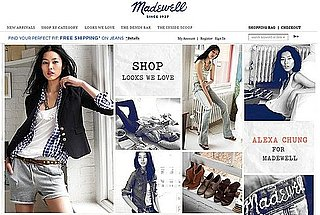 Madewell Sells Its Clothes Online