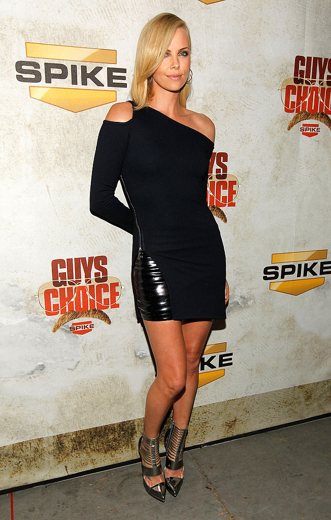 Pictures From Spike TV Awards