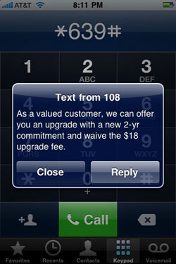 iPhone Moving to Verizon, AT&T Offering Early Upgrades to iPhone 3G and 3GS Users