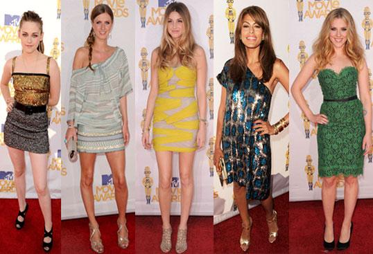 Celebrities at 2010 MTV Movie Awards 2010-06-06 19:16:50
