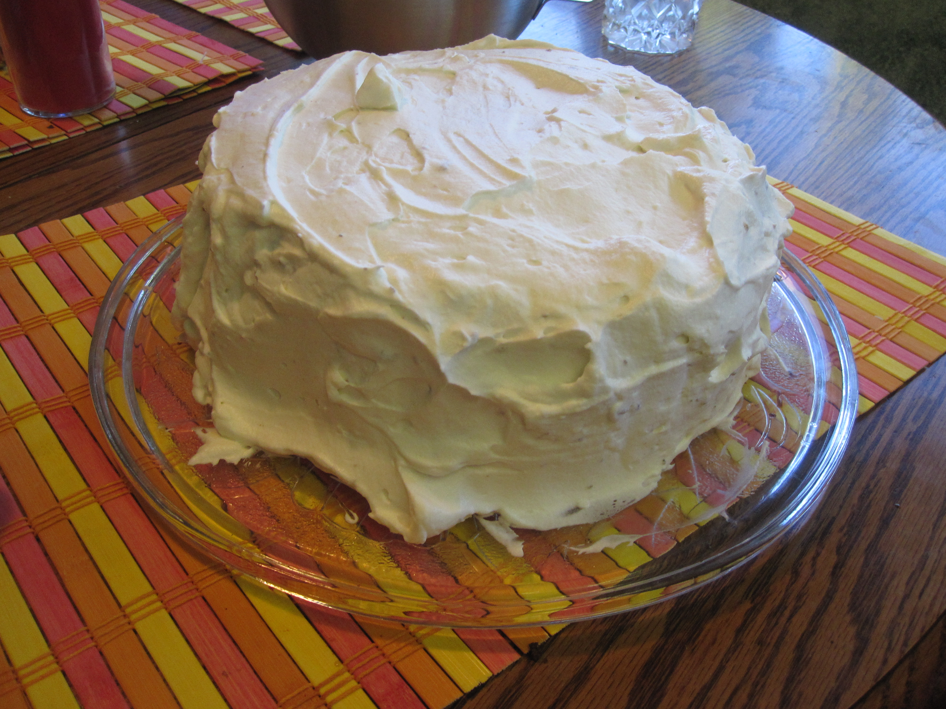 Cake Recipes With Whipped Cream Icing : Mrs Milman s Chocolate Frosting Recipe   Dishmaps