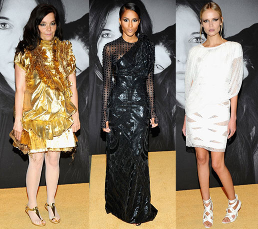 Celebrities and Models Wear Givenchy at MoMa Event in NYC 2010-06-02 13:00:22