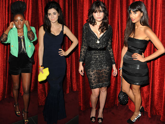 Pictures from Esquire's Brilliant Young Brits Party Including Noisettes, Marina and the Diamonds, Daisy Lowe, Jameela Jamil