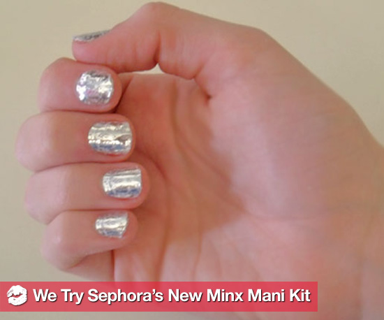 How to Do a Minx Manicure at Home