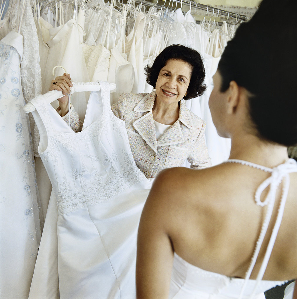 how to address paying for a wedding dress that 39 s over